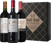 Gall & Gall Wijnbox Classic Red - Rode Wijn - 3 x 75 cl