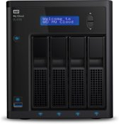 WD My Cloud DL4100 8TB - NAS