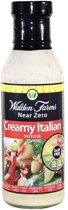 Walden Farms Salad Dressing Per Fles Creamy Italian