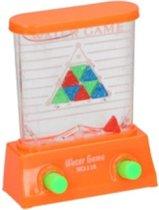 Eddy Toys Behendigheidsspel Water 8,5 Cm Oranje