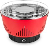 MEDION MD17700 - Barbeque  - Rood