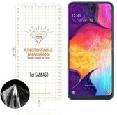 Ntech Samsung Galaxy A50 Diamond Film Folie Screenprotector Full-screen   Fingerprint Unlocking Transparant/Clear
