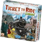 Ticket to Ride Europe - English Edition