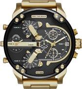 Diesel Goudkleurig Mannen Horloge DZ7333