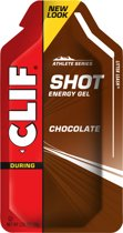Clif Bar Clif Shot Energie Gels - 1 box - Chocolate
