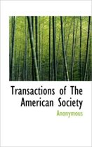 Transactions of the American Society