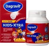 Dagravit Kids-Xtra 2-5 jaar - 60 Kauwtabletten - Multivitamine