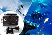 Sport HD 1080P Action camera - zwart