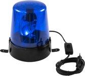 EUROLITE LED Police Light - Zwaailicht - DE-1 - Blauw