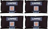 LIMPRO Auto ontvochtiger XXL VOORDEEL 4 stuks | Vochtvreter | Anti Condens auto | Luchtontvochtiger Herbruikbaar | XXL 4 PACK