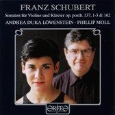 Sonate Fur Violine & Klav