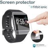 Screenprotector geschikt voor de Fitbit Ionic | 3 stuks