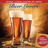 Beer Lovers Coaster Set 2020 Square
