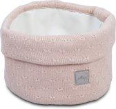 Mandje Soft knit creamy peach