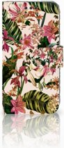 Sony Xperia XA | XA Dual Bookcase Flowers