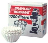 Bravilor koffiefilters - 1000 stuks