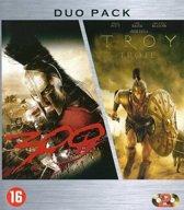 Troy & 300 (Blu-ray)
