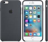 Apple Silicone Case iPhone 6(s) Plus - Houtskoolgrijs