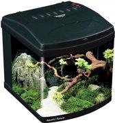 Aquatic Nature Evolution Soft Black Aquarium - 40x35,5x39 cm - 37L - Zwart