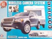 Draadloos Achteruitrij camera systeem voor Camper Caravan Truck
