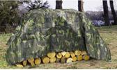 Camouflage Afdekzeil 3 x 2 m - 6m²  | Waterdicht & Sterk | Polyetheen