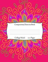 Composition/Exercise Book College Ruled 100 Pages
