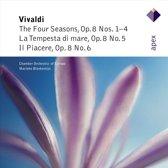 Vivaldi: Four Seasons, Il Piacere etc / Blankestijn et al