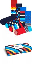 Happy Socks Special Stripe Sokken Giftbox - Maat 41-46