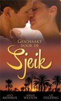 Geschaakt door de sjeik: Dromen van de sjeik / Sjeik als bruidegom / Sterren boven de woestijn, 3-in-1