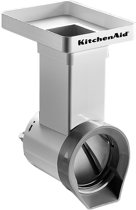 KitchenAid MVSA Roterende groentenschaaf en rasp - Accessoire voor keukenmachine