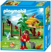 Playmobil Vogel Voederhuisje - 4203