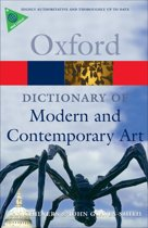 A Dictionary of Modern and Contemporary Art