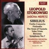 Stokowski/Heifetz - Sibelius