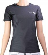 Legend Dry-Fit Dames Shirt Zwart L