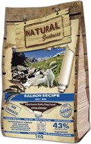 Natural greatness salmon sensitive mini hondenvoer 2 kg