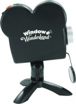 Star Shower Window Wonderland Raamprojector -  360° draaibaar