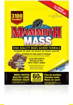 Interactive Nutrition Mammoth 2500 - Weight gainer - 60 gram - Chocolate