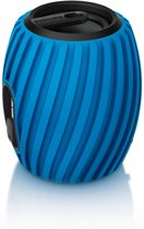 Philips SBA3011 - Draagbare / portable speaker - blauw