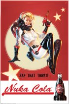 Poster Fallout 4 Nuka Cola (61x91.5cm)