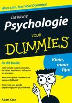 Voor Dummies - De kleine Psychologie