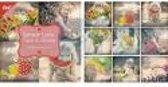 Papier blok Paper & pictures, Summer lovin 10 x 10 cm 18 vel