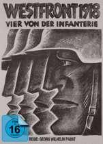 Westfront 1918: Vier von der Infanterie - Limited Mediabook (Blu-ray + DVD) (import)