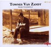 CD cover van Texas Troubadour van Townes Van Zandt