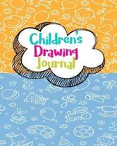 Children's Drawing Journal