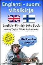 Englanti: Suomi Vitsikirja 1