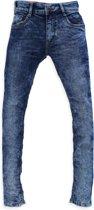 jongens Broek Cars jeans Jongens Broek - Stone used - Maat 104 8718082710343