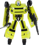 Toi-toys Roboforces Transformation Robot Geel 18 Cm
