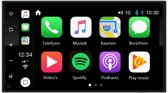 2-din carplay android auto autoradio navigatie (Iphone en android)