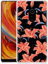 Xiaomi Mi Mix 2 Hoesje Flowers