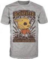 Merchandising DISNEY - T-Shirt POP - Rocketeer (M)